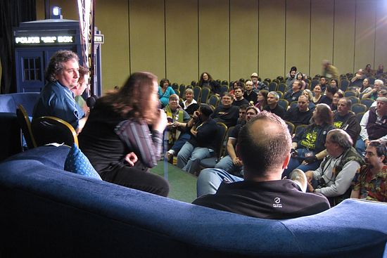 A View from the Stage