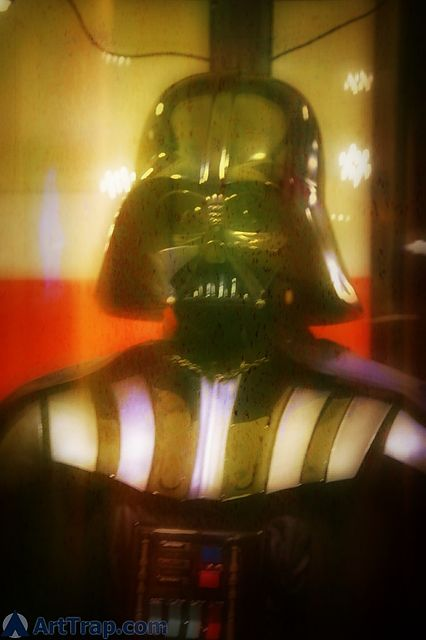 Vader's Here