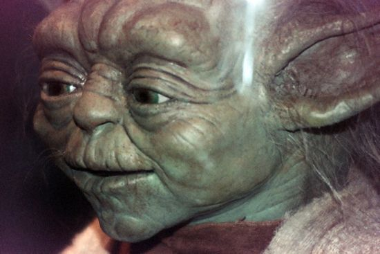 Yoda Close Up (Magic of Myth)